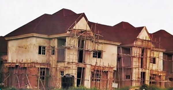 Yenagoa Housing Estate